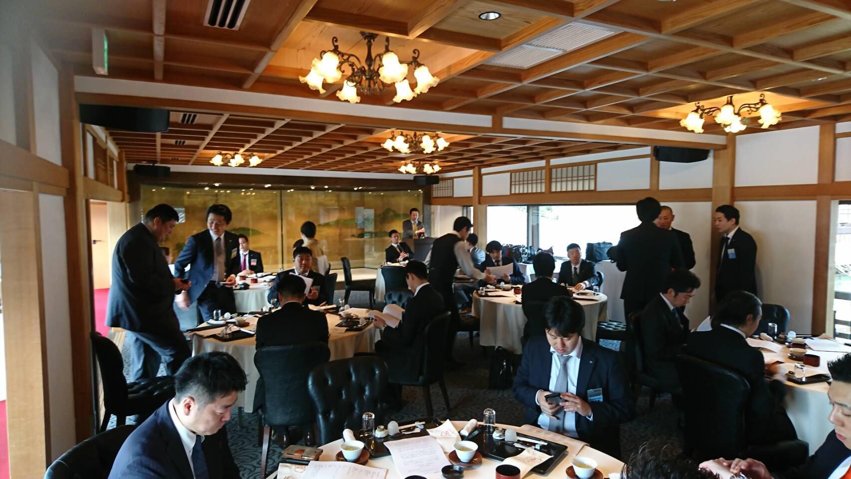 青年会議所の京都会議に参加しました