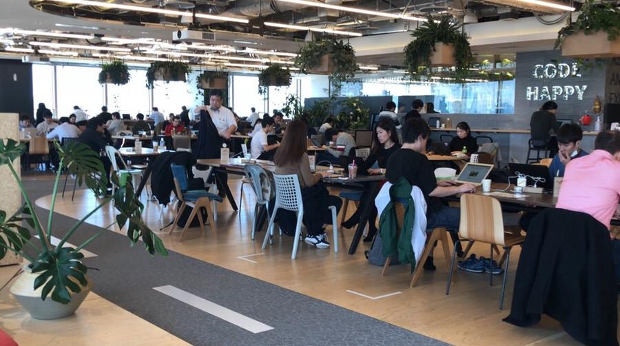 渋谷の無料コワーキングスペースAWS Loftに行った感想