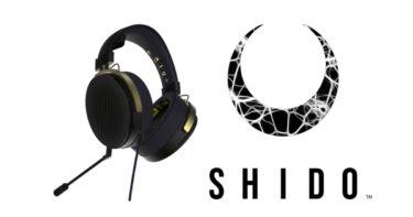 """ゲーミングヘッドセット&USBコントロールアンプの""""SHIDO""""、クラウドファンディング販売で目標の1,000%超達成!"""